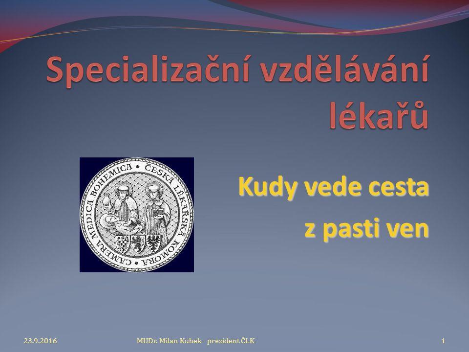 Specializovaná způsobilost Specializovaná způsobilost rovná se právo pracovat samostatně.