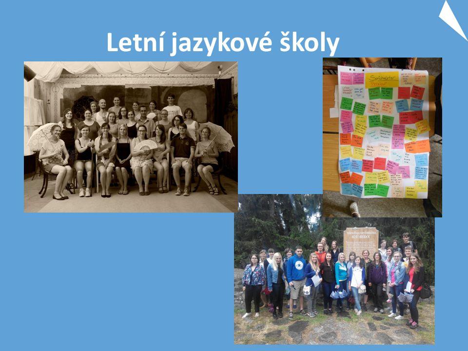 Letní jazykové školy