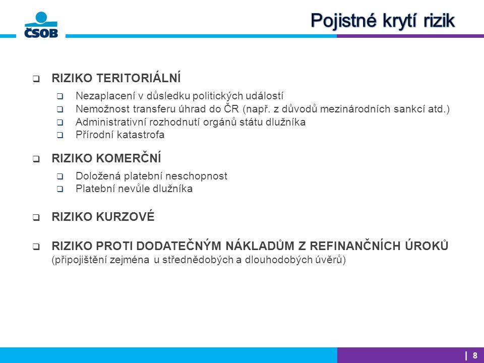 l 9 UKRAJINA  Financování spíše přes místní banku.