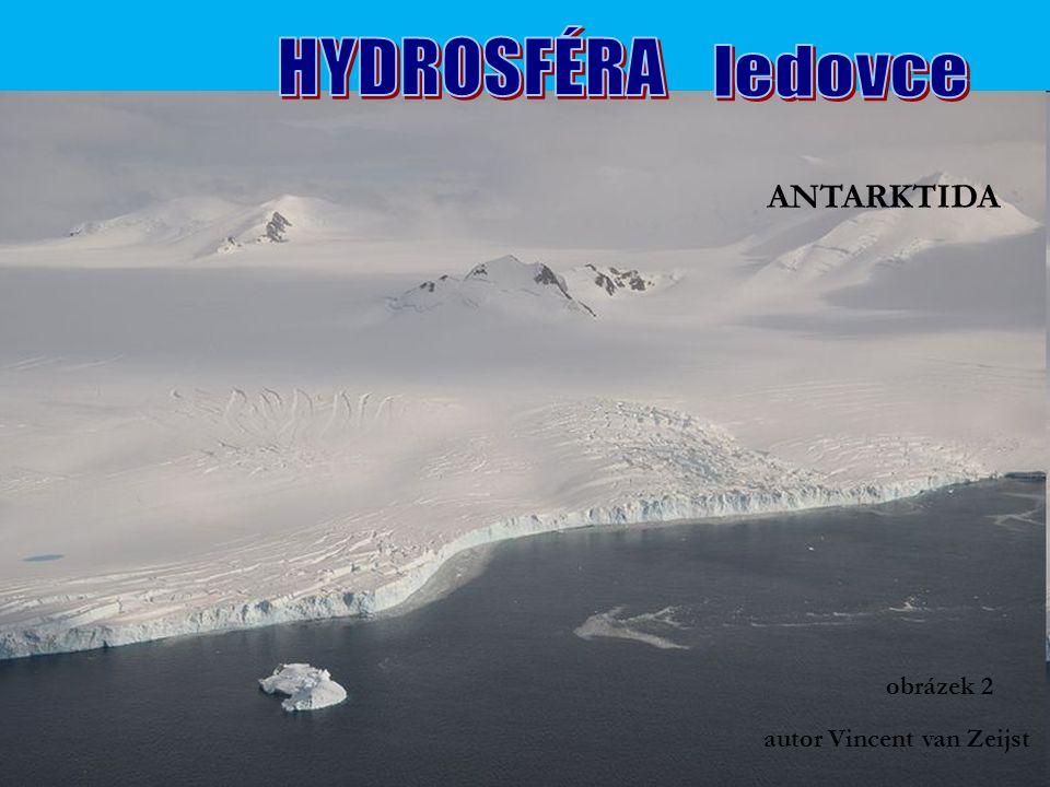 Urči podle Atlasu, kde najdeš PEVNINSKÝ ledovec. ?? ANTARKTIDA GRÓNSKO obrázek 1