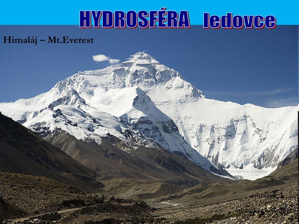 Urči podle Atlasu, kde najdeš HORSKÉ ledovce – v pohoří? ?? Himaláj ?? Alpy ?? Kordilliery – Aljašské hory ?? Kordilliery - Andy ?? Kilimindžáro – hor