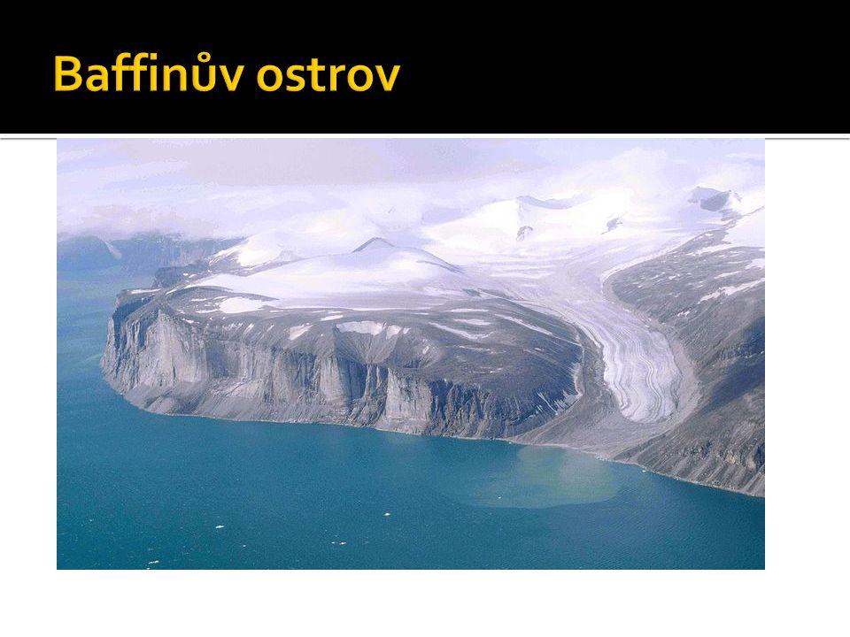  Zaujímá téměř celé území Grónska a arktických ostrovů (Baffinův ostrov)  extrémně nízké teploty po celý rok  zima: dlouhá, velmi drsná  léto: krátké, chladné, půda roztaje pouze na povrchu  mírné oteplení nastává v květnu  teplota půdy po celý rok pod 0 o C  Permafrost – trvale zaledněná oblast