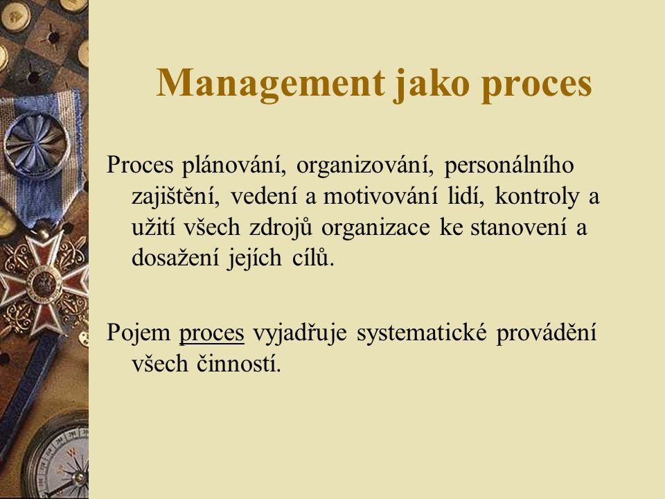 Diferenciace manažerů top management middle management first-line management