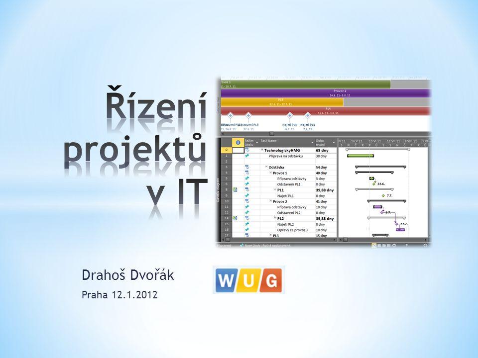 Drahoš Dvořák Praha 12.1.2012