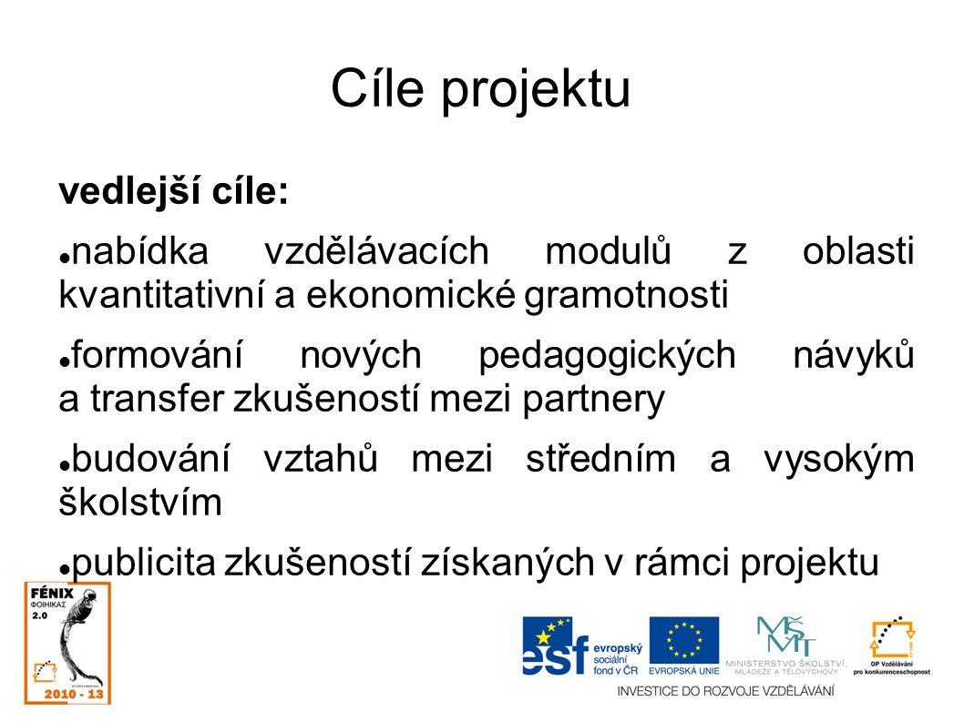 Druhý rok projektu - 2011 říjen 2011 zahájení pilotního běhu inovovaných kurzů pro zvyšování odborných kompetencí pedagogů na VŠ příprava portálu projektu k jeho zprovoznění do konce roku 2011