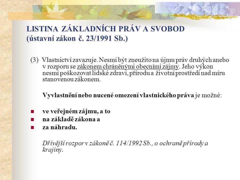 Závěr Částečná obsahová duplicita s vyhláškou č.55/1999 Sb.