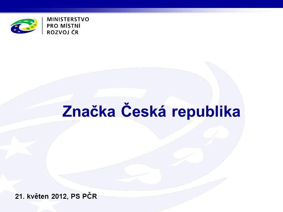 Značka Česká republika 21. květen 2012, PS PČR
