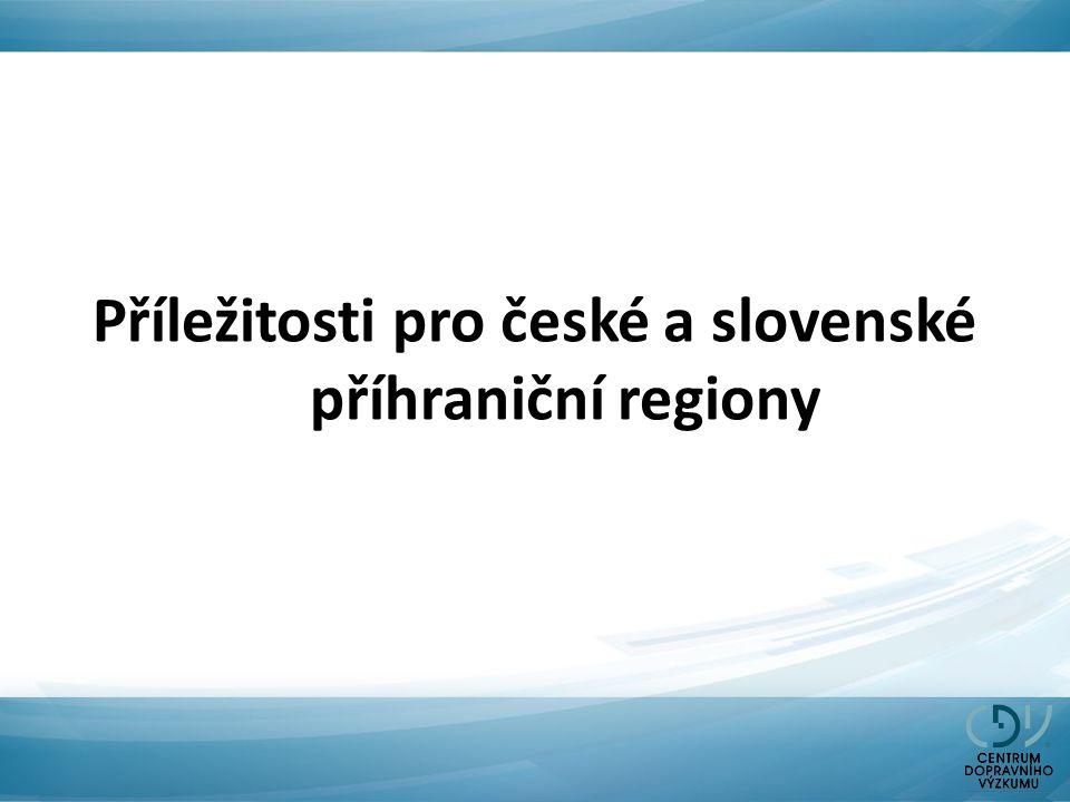 Příležitosti pro české a slovenské příhraniční regiony