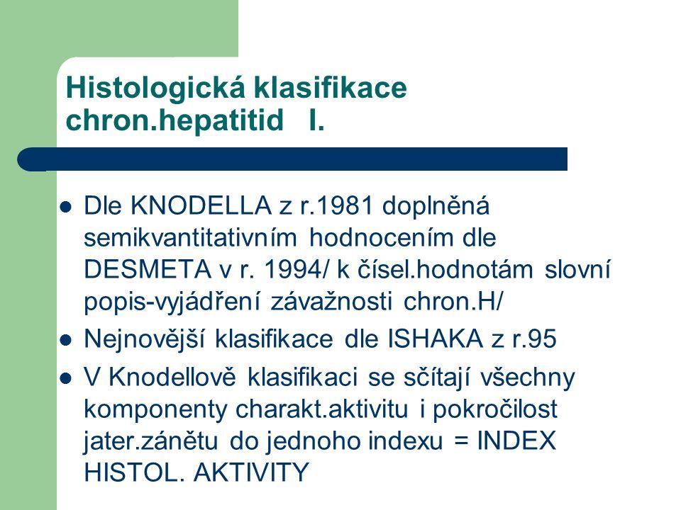 Předčasné ukončení th.chron.HCV Nedostatečná časná léčebná odpověď Objevení se nežádoucích úč.th.ribavirinem- - možno pokračovat v monoth.