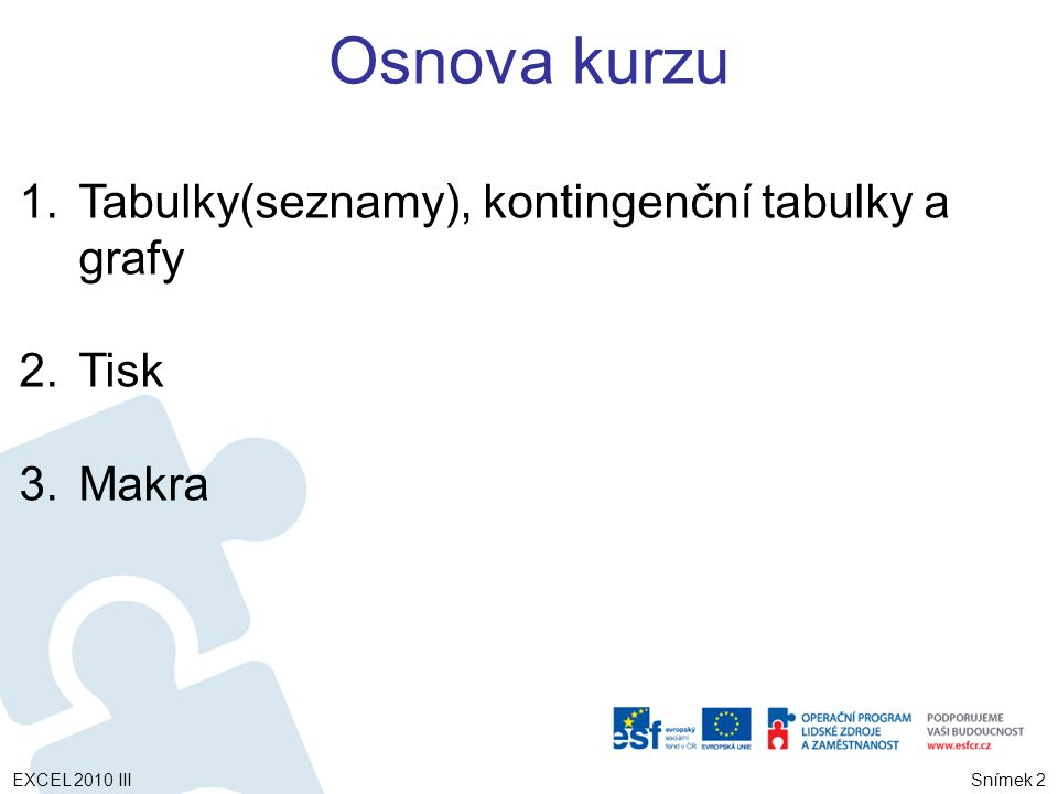 PoložkaBydliště ->Popisky řádků Pohlaví -> Popisky sloupců lib.
