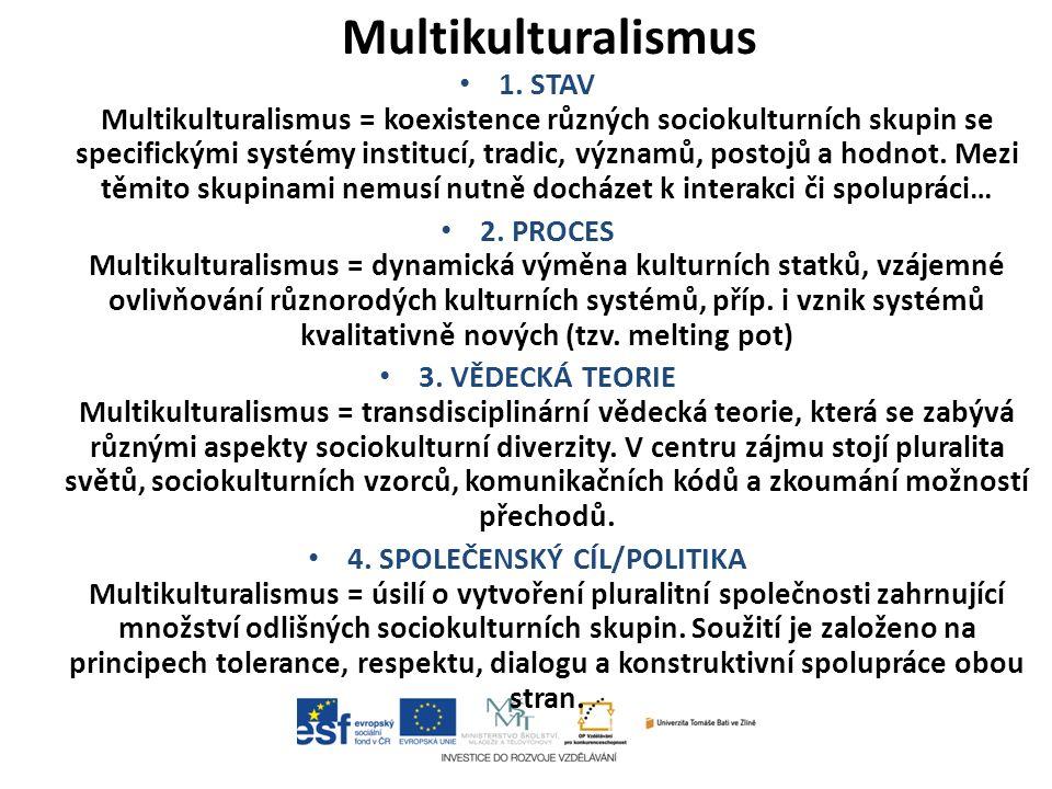 Multikulturalismus 1.