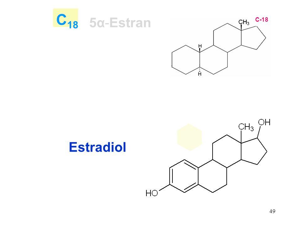 49 5α-Estran C 18 C-18 Estradiol