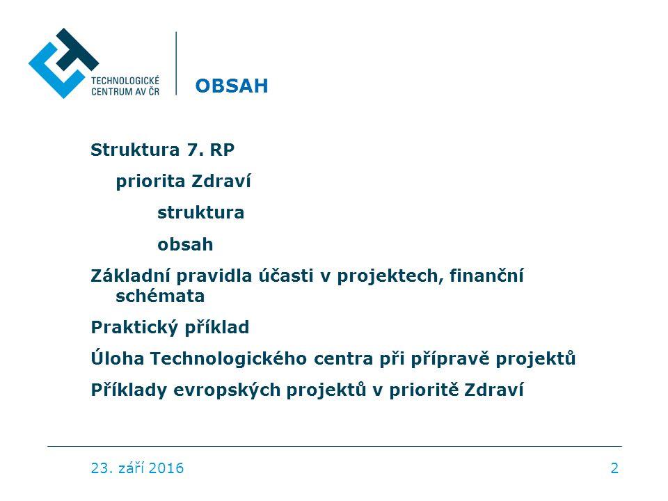 OBSAH Struktura 7.