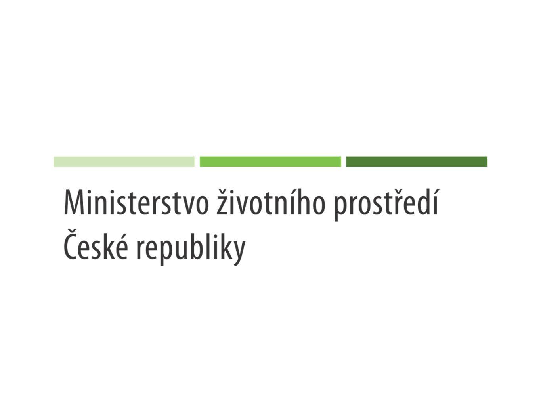Děkuji za pozornost emilie.nedvedova@mzp.cz tel. 267 122 705