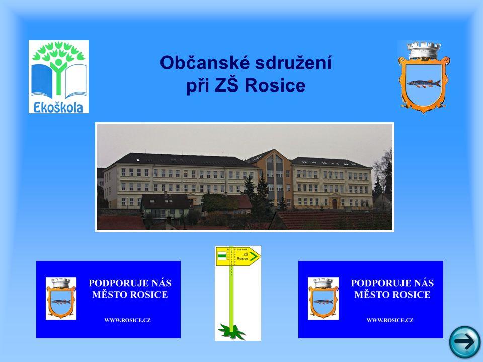 Cílem OS je poskytovat všestrannou materiálně technickou a organizační pomoc základní škole Rosice při rozvíjení a zkvalitňování výuky a zájmové činnosti žáků Vznik OS 21.