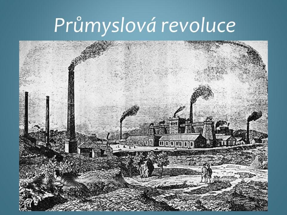 To jako že protože se tam těžily suroviny, tak tam vznikla průmyslová oblast?