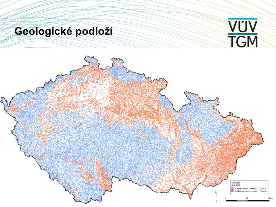 Geologické podloží