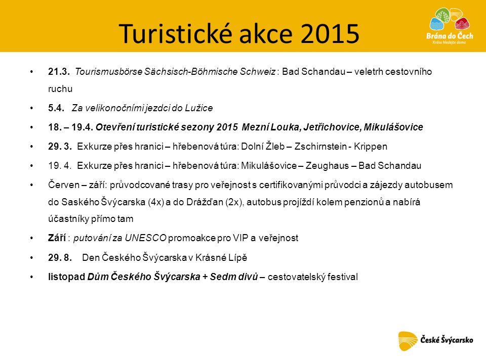 Turistické akce 2015 21.3.