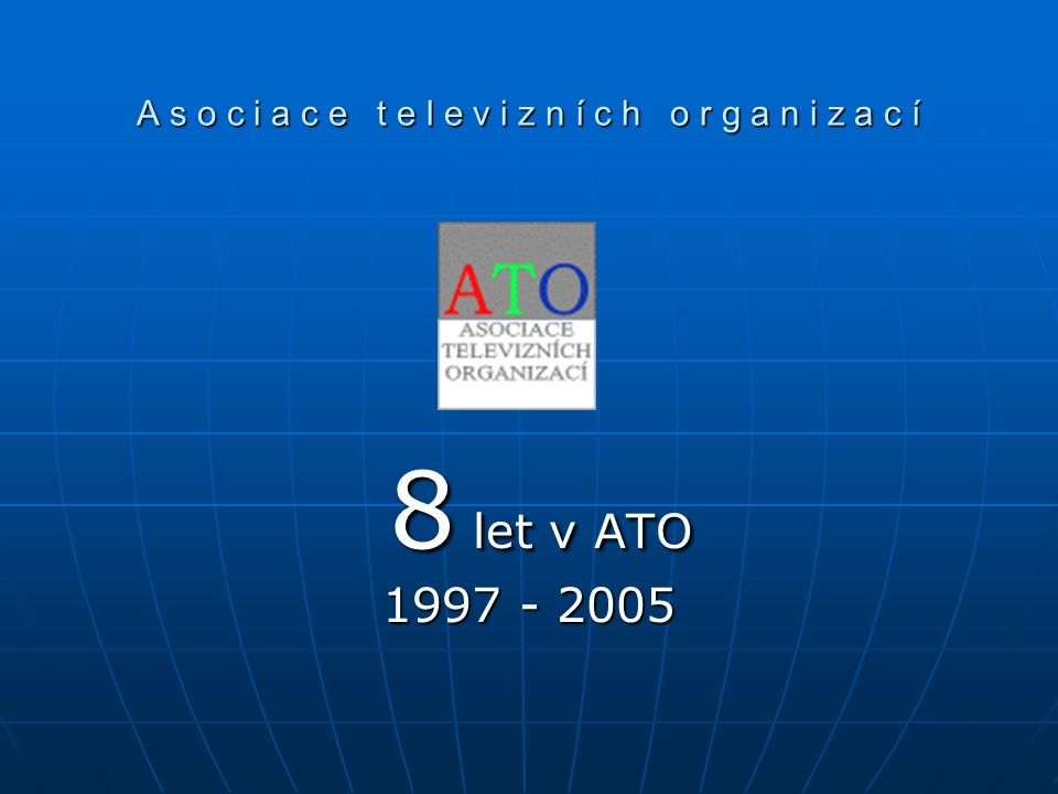 22 Analýzy TV sledovanosti - 1997 – 2005 rating celý den 6:00 – 6:00