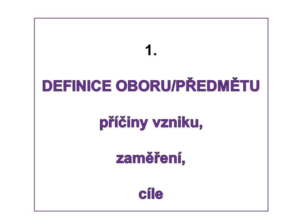 FORMA - OBSAH: právní prostředí ČR