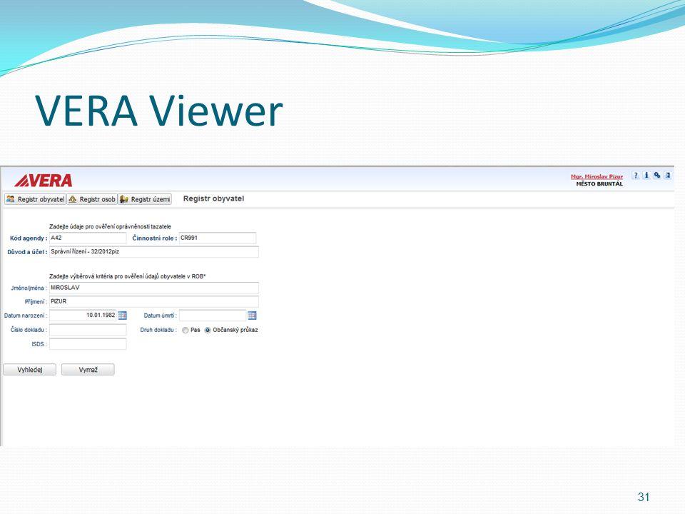VERA Viewer 31