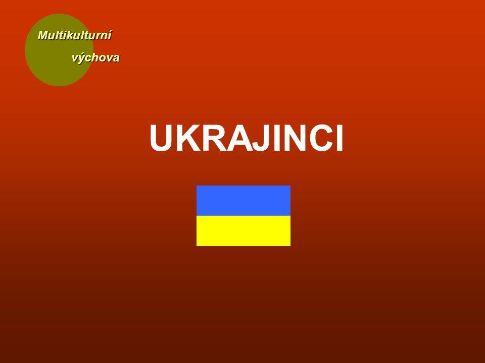 Multikulturní UKRAJINCI