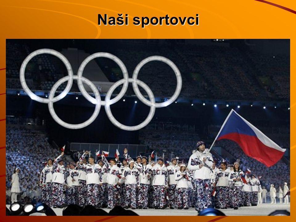 Naši sportovci