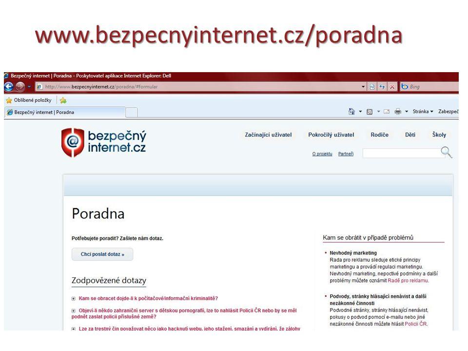 www.bezpecnyinternet.cz/poradna