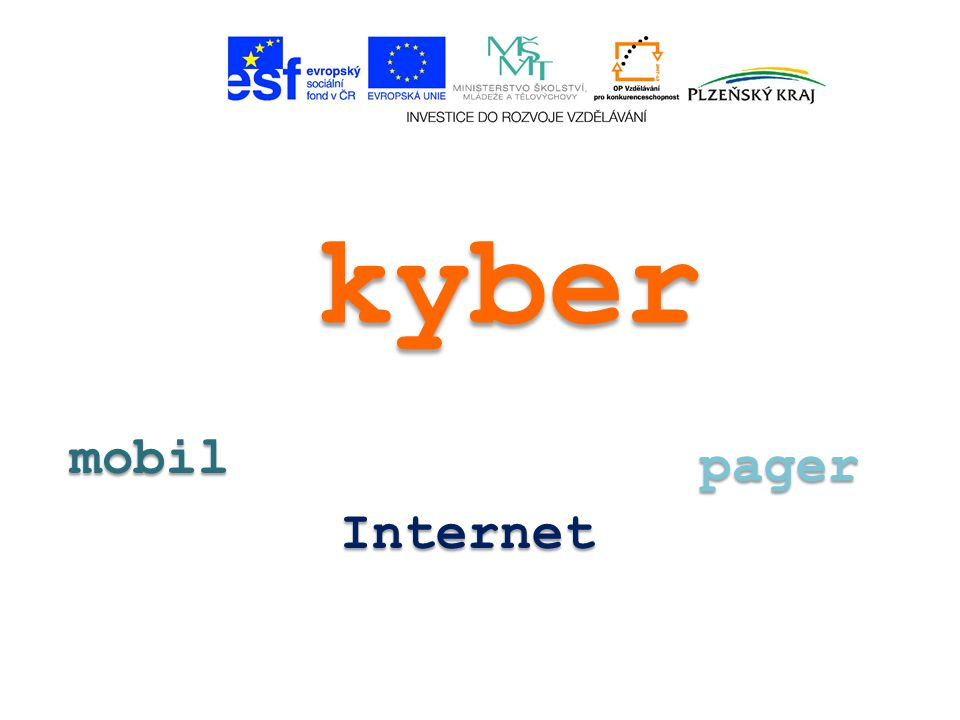 kyber mobil Internet pager