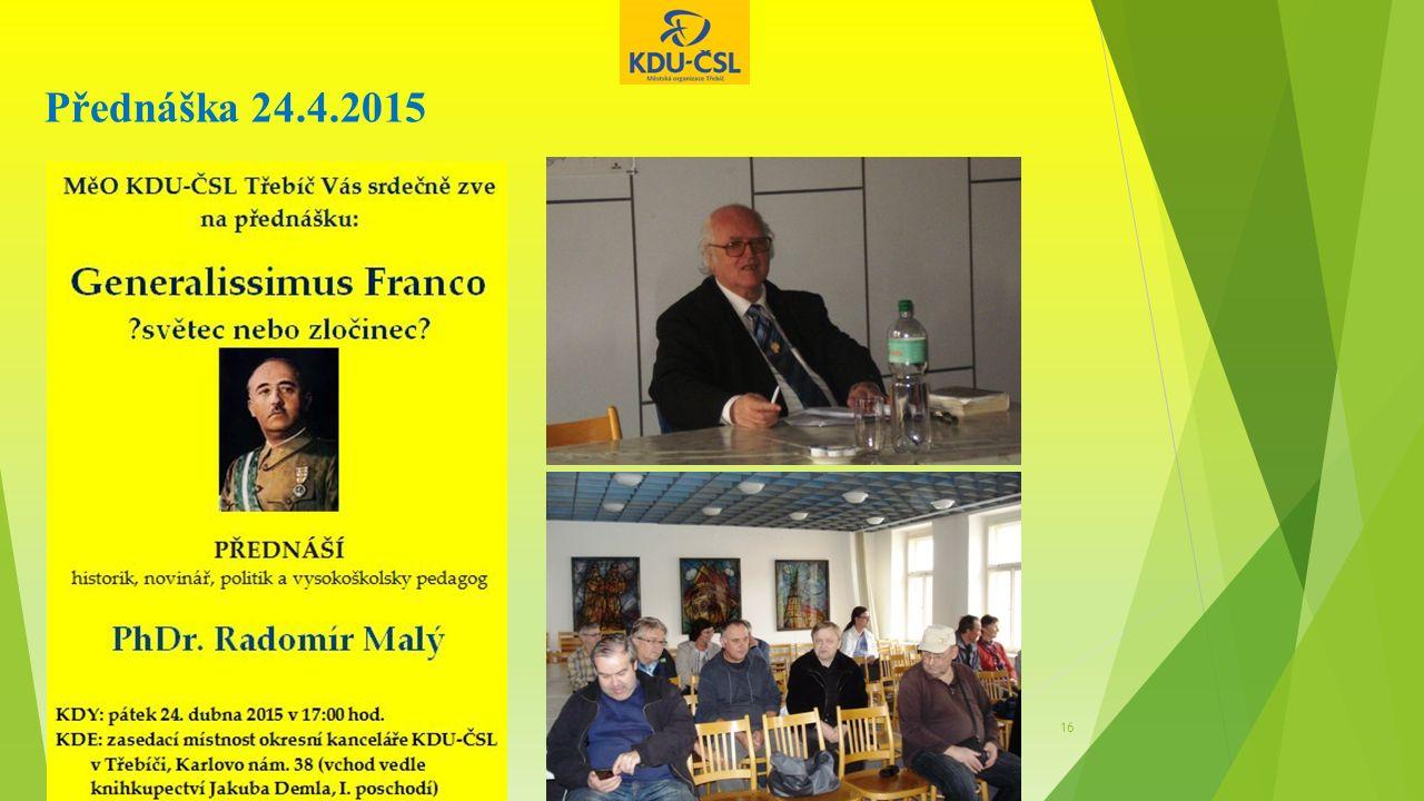 Přednáška 24.4.2015 16