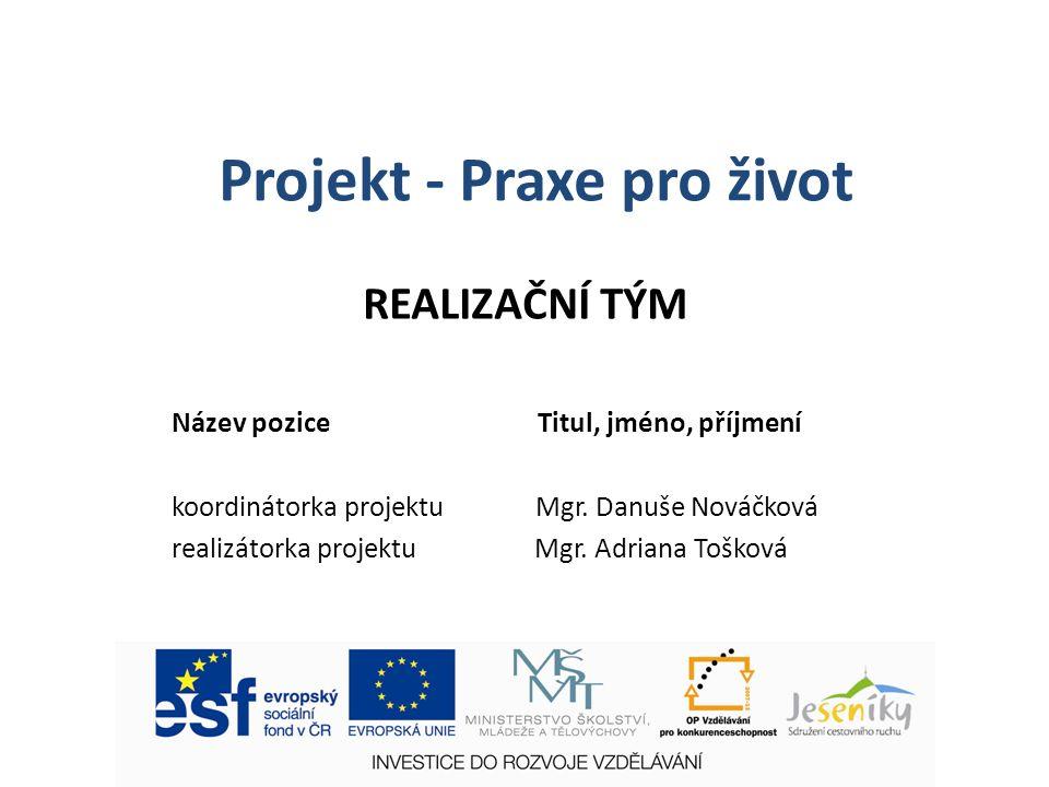 Obsah Představení týmu a jejich funkce Podnikatelský plán Představení produktu (produkt, cena produktu) Realizace prodeje (místo prodeje, průběh prodeje) Vyhodnocení ekonomické činnosti