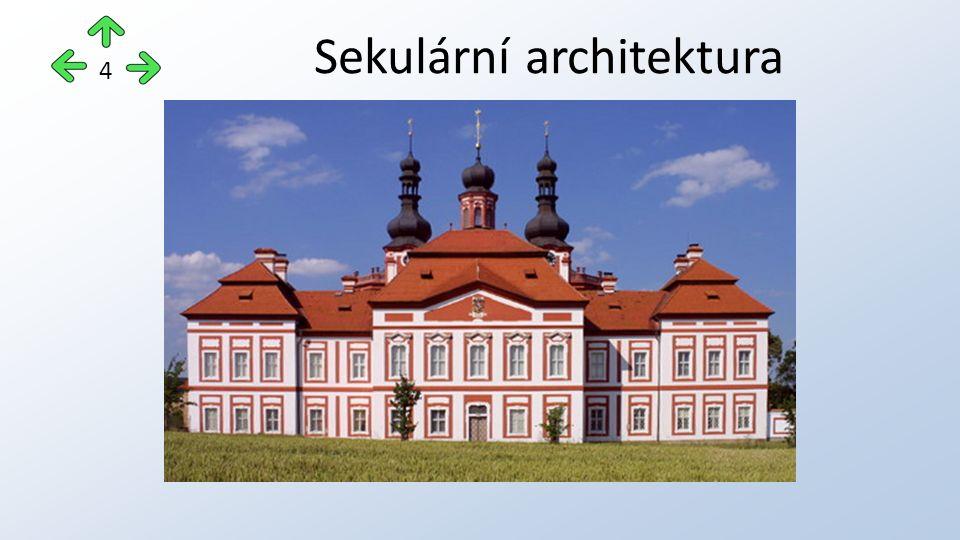 Sekulární architektura 4