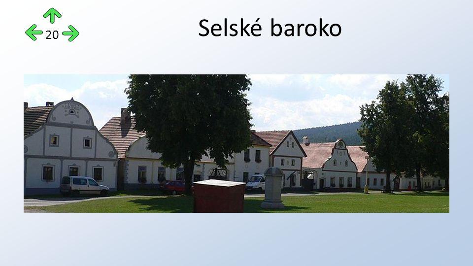 Selské baroko 20