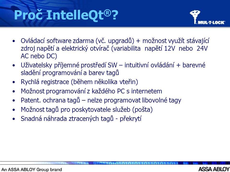 Ovládací software zdarma (vč.