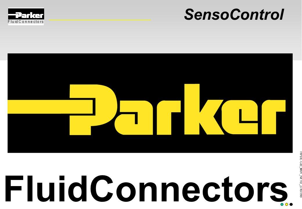 SensoControl FluidConnectors HPDE-GB_M01_Nr.10_27/07/98
