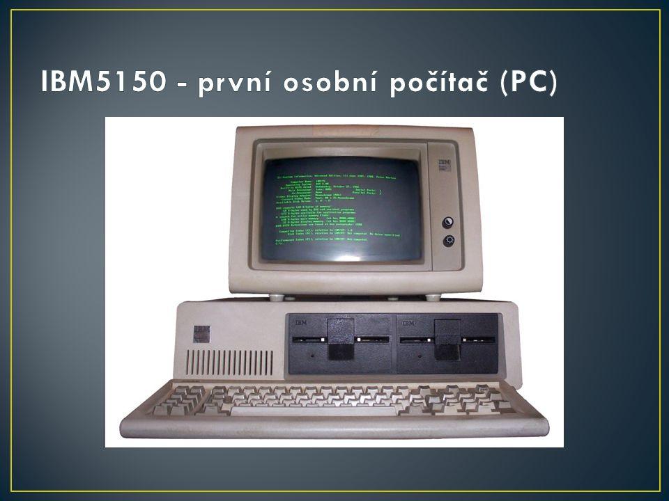 Počítač je velmi složitý stroj, proto si povíme jen o jeho nejdůležitějších částech 1.PROCESOR = provádí výpočty, vybírá z paměti potřebná data a podle daného programu s nimi pracuje 2.PAMĚŤ = v ní je uložen právě běžící proces (program) a k němu potřebná data 3.PEVNÝ DISK = zde se ukládají uživatelská data (hry, fotky, hudba, filmy apod.) 4.CD/DVD-ROM = optická mechanika, umožňuje čtení a vypalování CD a DVD nosičů