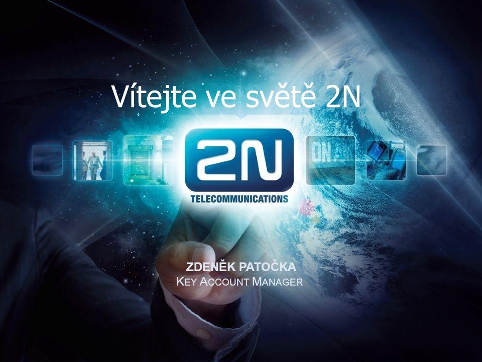Hlavní výhody IP Vše po jednom vedení Jednoduchá instalace a správa Integrace s ostatními systémy (CCTV, chytré domy, EZS..)