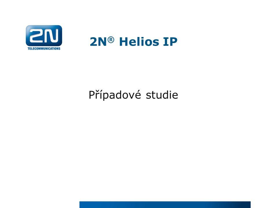 2N ® Helios IP Případové studie