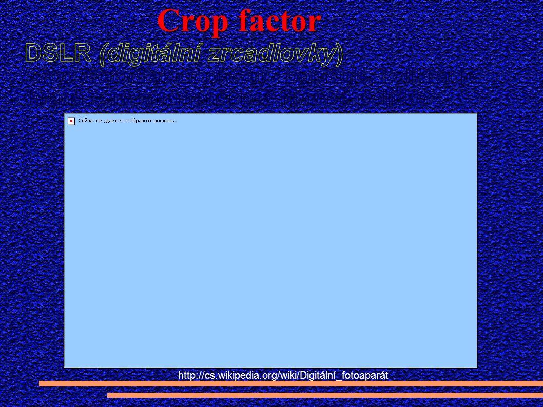 Crop factor http://cs.wikipedia.org/wiki/Digitální_fotoaparát