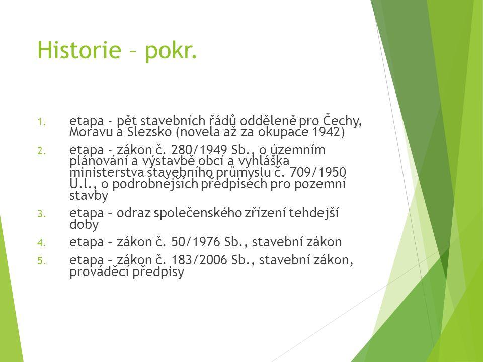 Dotčené orgány  orgán státní památkové péče  orgán ochrany přírody a krajiny  obce – 500/2004 Sb.