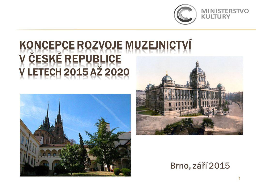 1 Brno, září 2015