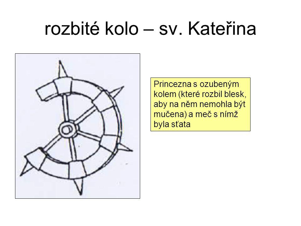 rozbité kolo – sv.