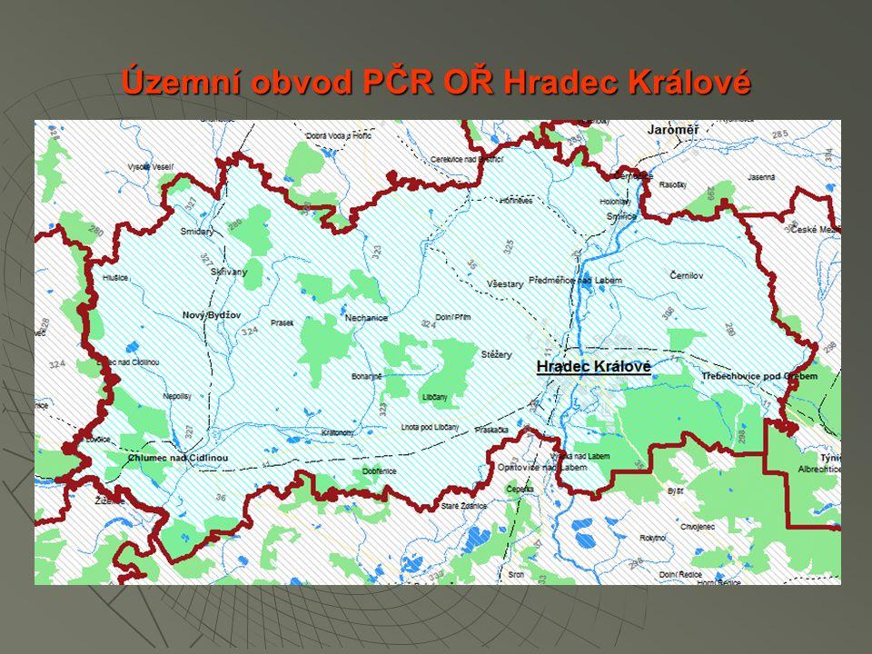 Územní obvod PČR OŘ Hradec Králové