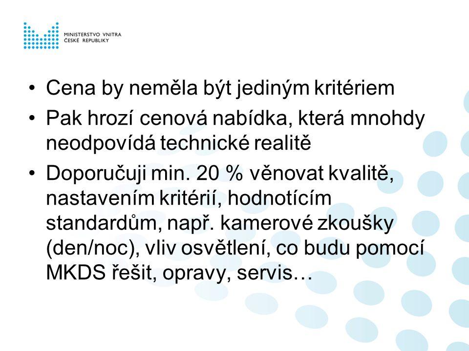 MKDS proto obsluhují zejména příslušníci Policie ČR anebo strážníci (zaměstnanci) obecní policie.