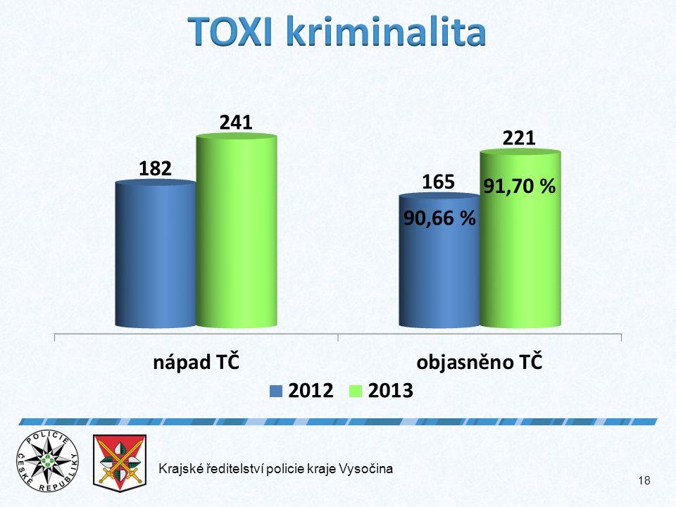 Krajské ředitelství policie kraje Vysočina 18