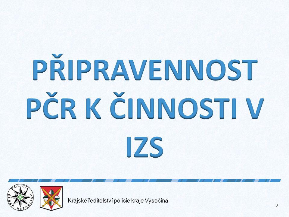 Krajské ředitelství policie kraje Vysočina 2