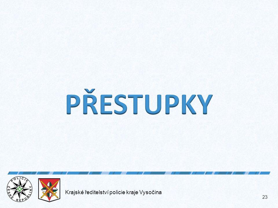 Krajské ředitelství policie kraje Vysočina 23