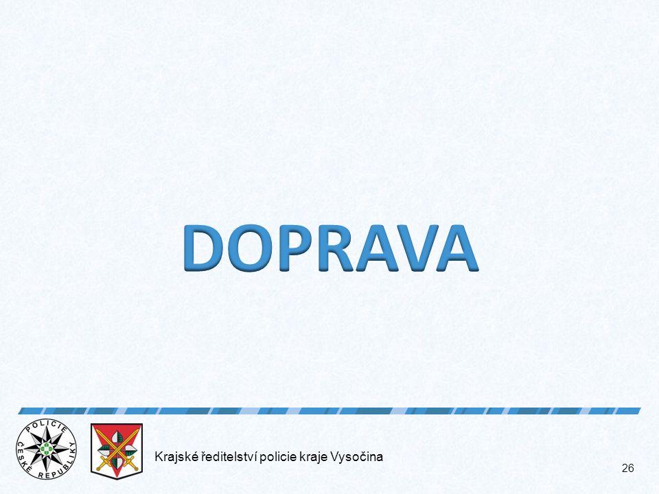 Krajské ředitelství policie kraje Vysočina 26