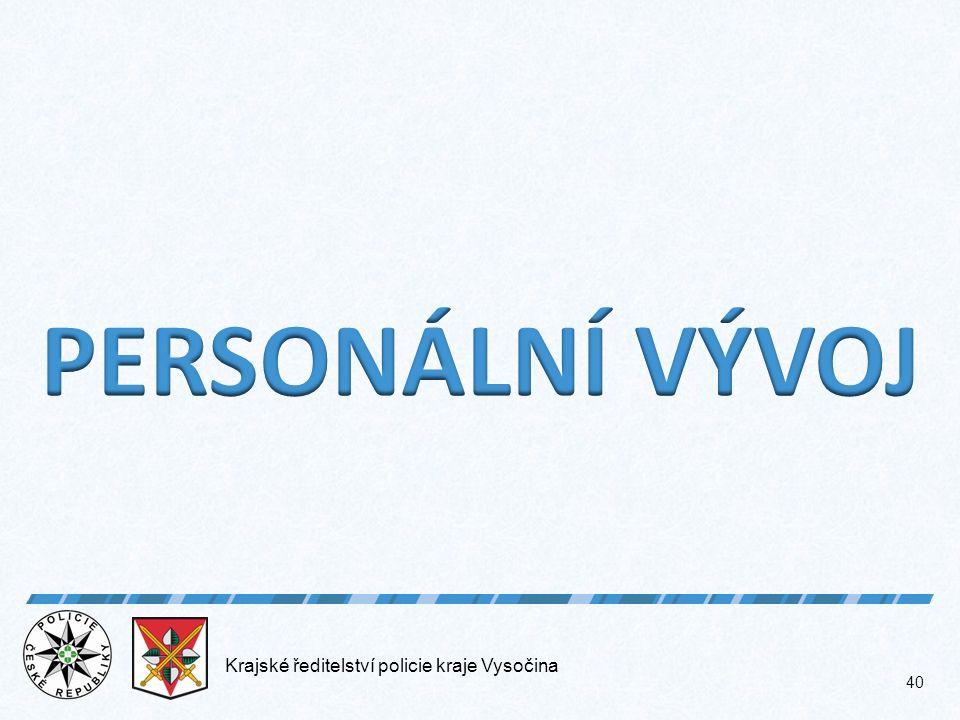 Krajské ředitelství policie kraje Vysočina 40
