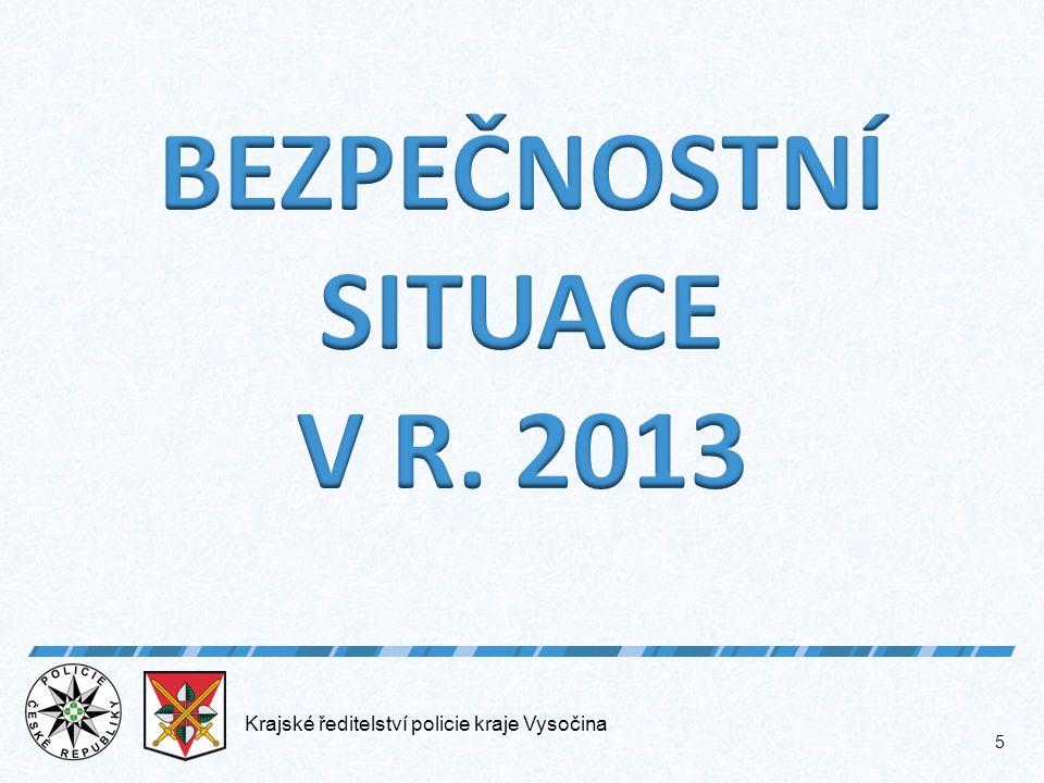Krajské ředitelství policie kraje Vysočina 5